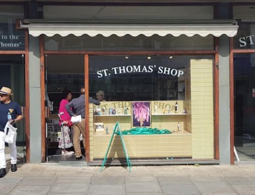 St Thomas' Shop